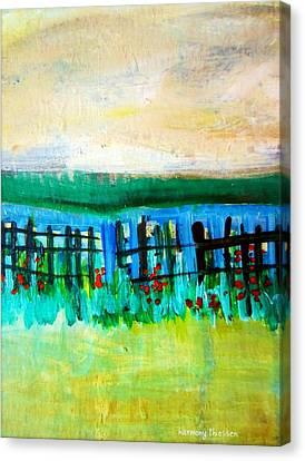 Beyond Canvas Print by Harmony Thiessen