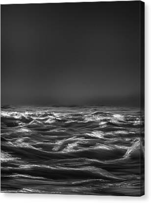 Turbulent Skies Canvas Print - Beyond The Sea by Bob Orsillo