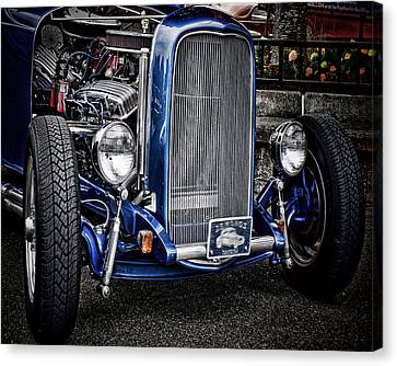Big Bad Ford Canvas Print by Ron Roberts