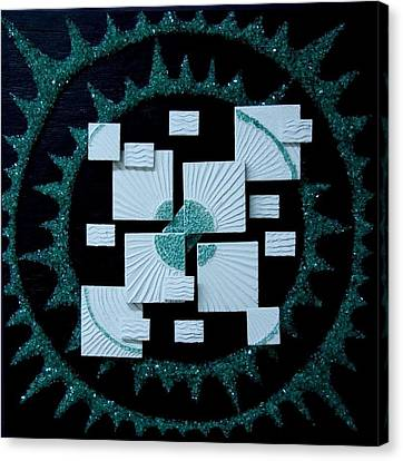 Big Bang Boom Canvas Print by Ellery Russell