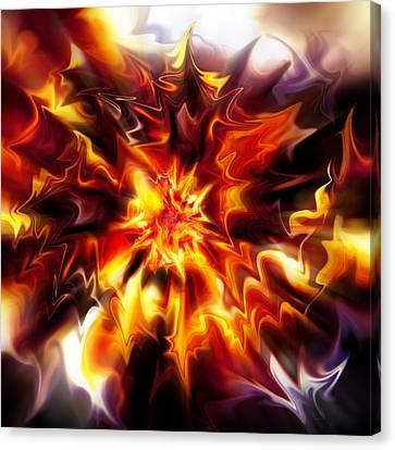 Big Bang Canvas Print by Selke Boris
