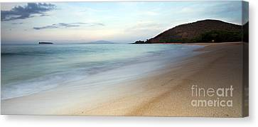 Big Beach Makena Maui Hawaii Canvas Print by Dustin K Ryan