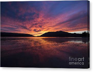 Big Bear Lake Canvas Print