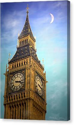 Big Ben Canvas Print by Joyce Dickens
