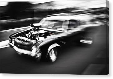 Big Block Chevelle Canvas Print by Phil 'motography' Clark