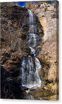 Big Bradley Falls 2 Canvas Print by Chris Flees