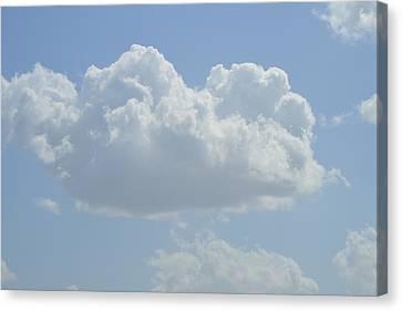 Big Cloud Canvas Print by Kim Stafford