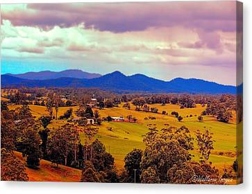 Big Sky Country Canvas Print by Wallaroo Images