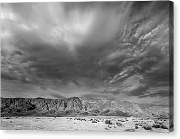 Big Sky Canvas Print by Peter Tellone