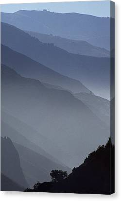 Us1 Canvas Print - Big Sur From The North by Austin Brown