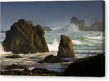 Big Sur Kind Of Morning Canvas Print