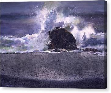 Big Sur Revisited Canvas Print