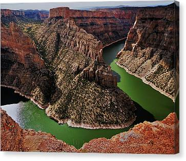 Bighorn Canyon Photograph By Benjamin Yeager