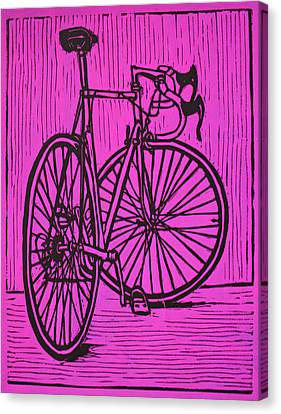 Bike 4 Canvas Print by William Cauthern
