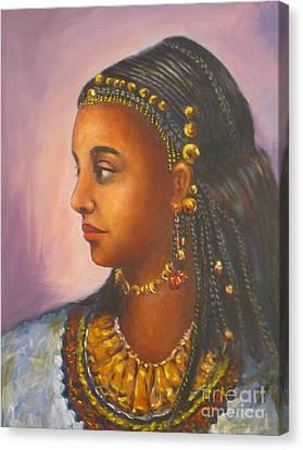 Bilillee Canvas Print