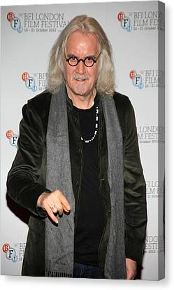 Billy Connolly 1 Canvas Print by Jez C Self