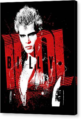 Billy Idol - Billy Canvas Print by Epic Rights