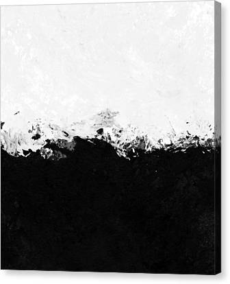 Binary Field Canvas Print