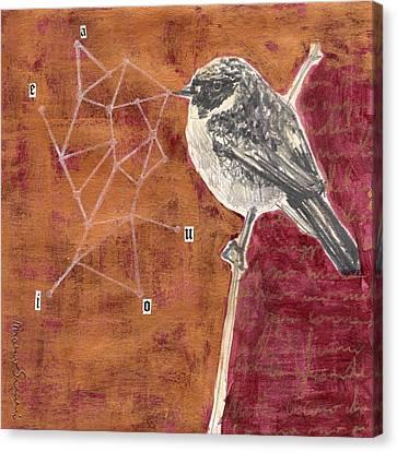 Bird 21 Canvas Print by Marco Sivieri
