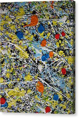 Bird's Nest Canvas Print