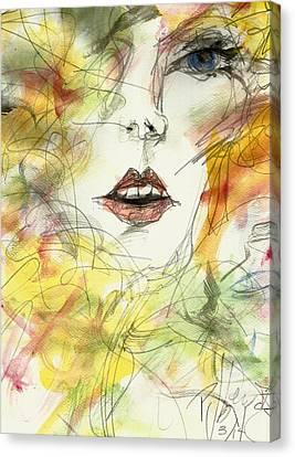 Birro And I Canvas Print