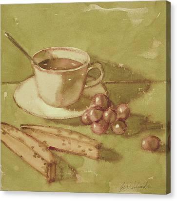 Biscotti Canvas Print