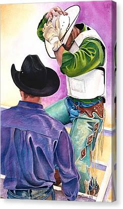 Bj's Ride Canvas Print