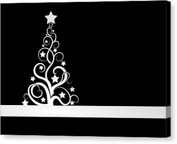 Abstract Christmas Tree Canvas Prints Page 6 Of 35 Fine Art America