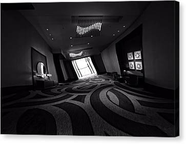 Black And White Dream Canvas Print by Dan Sproul