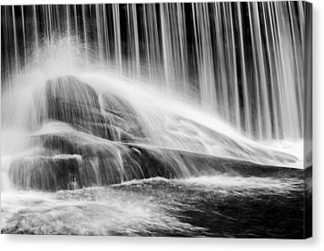 Blackberry River Falls Canvas Print