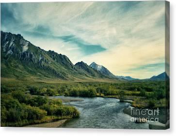 Blackstone River  Canvas Print