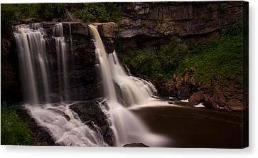 Blackwater Falls Canvas Print