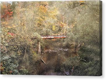 Blackwell Bridge Canvas Print by Brent Craft