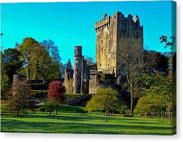 Blarney Castle - Ireland Canvas Print