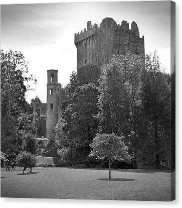 Blarney Castle Canvas Print by Mike McGlothlen