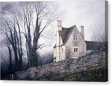 Bleak House Canvas Print