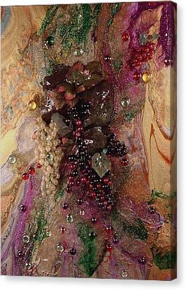 Blended Canvas Print by Patrick Mock