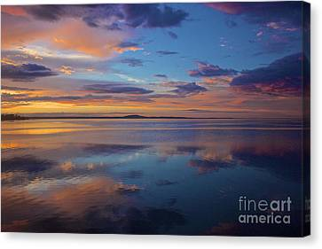 Blessed Canvas Print by Amazing Jules