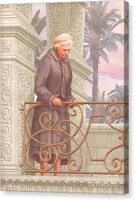 Blessed Dorothy Day Canvas Print
