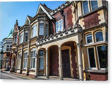 Bletchley Park Canvas Print