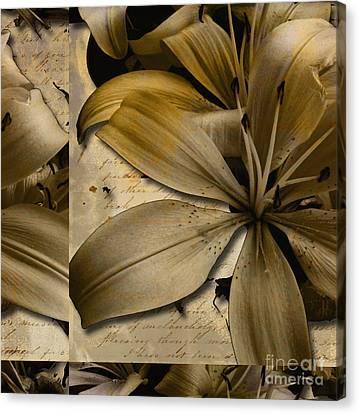 Bliss II Canvas Print by Yanni Theodorou
