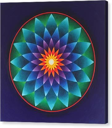 Blissful Awakening Canvas Print