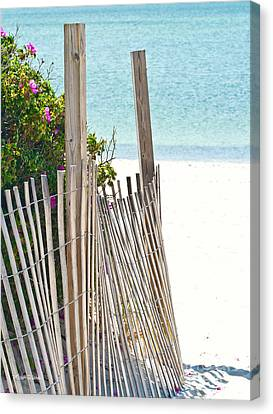 Blissful Retreat Canvas Print by Michelle Wiarda