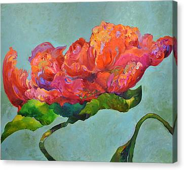 Bloom Within Canvas Print