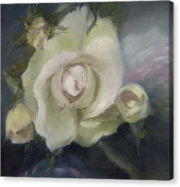 Blooming Beautiful Canvas Print by Lori Ippolito