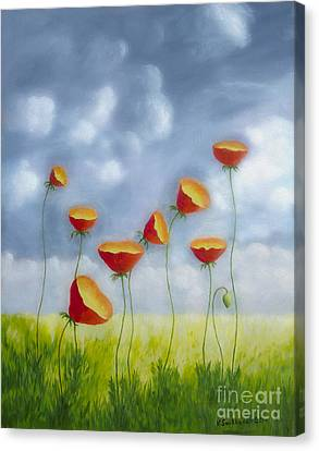 Blooming Summer Canvas Print by Veikko Suikkanen