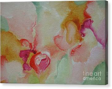 Blossoming 110 Canvas Print by Elis Cooke