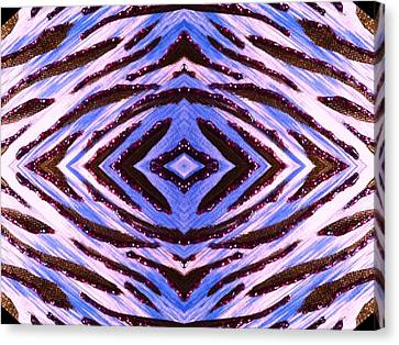 Blue 42 Canvas Print by Drew Goehring
