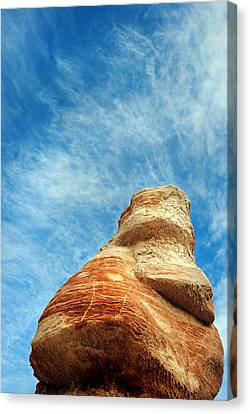 Blue Canyon 65 Canvas Print