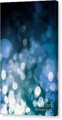 Blue Canvas Print by Carlee Ojeda